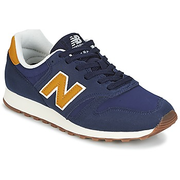 Shoes Low top trainers New Balance ML373 Blue / Yellow