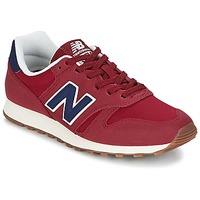 Shoes Low top trainers New Balance ML373 Red / Blue