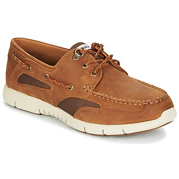 Shoes Men High boots Sebago CLOVENHITCH LITE Brown