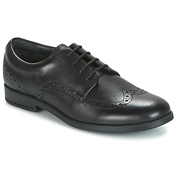 Shoes Girl Brogues Start Rite BROGUE PRI  black