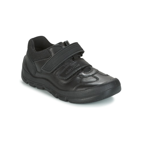 Shoes Boy Low top trainers Start Rite SR WARRIOR  black