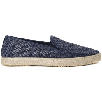 Shoes Men Espadrilles Frau INTRECCIATO BLU Blu