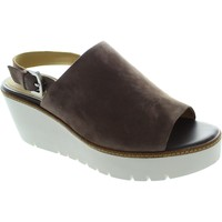 Shoes Women Sandals Geox D Domezia A Taupe