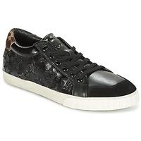 Shoes Women Low top trainers Ash MAJESTIC Black