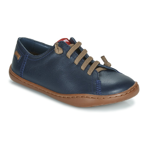 Shoes Boy Derby Shoes Camper PEU CAMI Marine