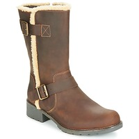 Shoes Women Mid boots Clarks ORINOCO ART Beeswax