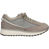 Shoes Men Walking shoes Alberto Guardiani SU74371C Shoes with laces Man Grey Grey
