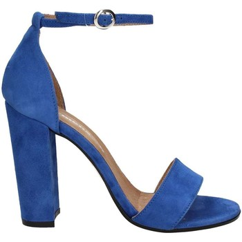 Shoes Women Sandals Carmens Padova A39018 High heeled sandals Women Blue Blue