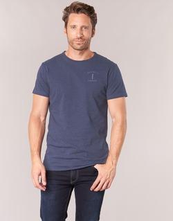 Clothing Men short-sleeved t-shirts Hackett JODA Marine
