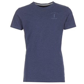 Clothing Men short-sleeved t-shirts Hackett JODA Marine