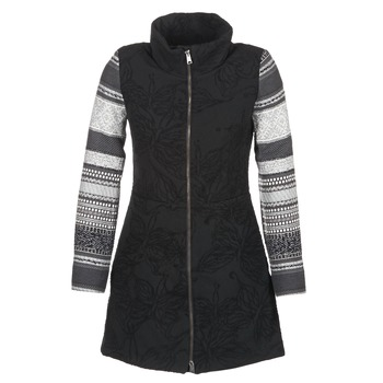 Clothing Women coats Desigual GRAME Black
