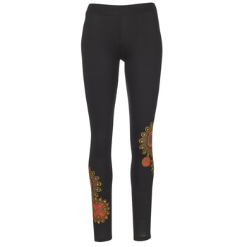 Clothing Women leggings Desigual JULEF Black