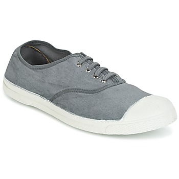 Shoes Men Low top trainers Bensimon TENNIS LACET Grey