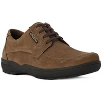 Shoes Men Low top trainers Mephisto AGAZIO PERF SPORTBUCK Marrone