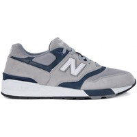 Shoes Men Low top trainers New Balance ML597GSC Grigio