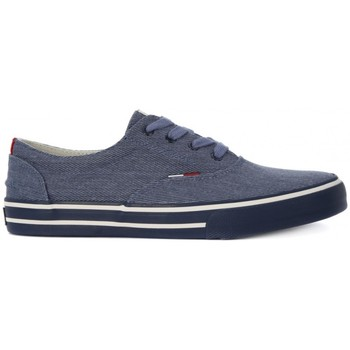 Shoes Men Low top trainers Tommy Hilfiger TOMMY HILFIGHER  BASIC JEANS     77,6