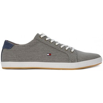Shoes Men Low top trainers Tommy Hilfiger TOMMY HILFIGHER SOWELL Grigio