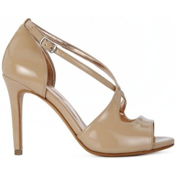 Shoes Women Sandals Albano VERNICE NUDE Beige