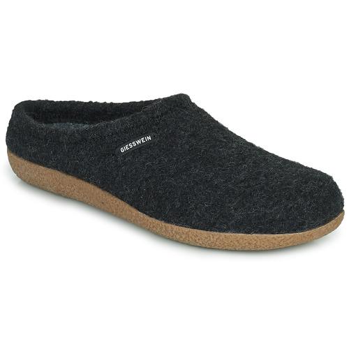 Shoes Men Slippers Giesswein VEITSCH Anthracite