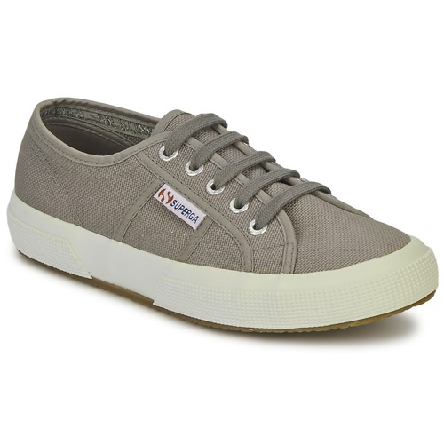 Shoes Low top trainers Superga 2750 COTU CLASSIC Grey