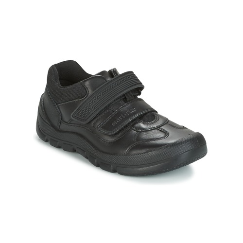 Shoes Boy Low top trainers Start Rite SR WARRIOR  black