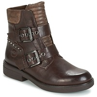 Shoes Women Mid boots Marco Tozzi POUDREE Brown