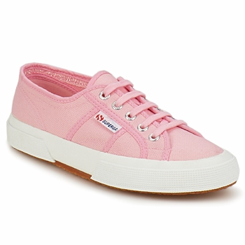 Shoes Women Low top trainers Superga 2750 Pink
