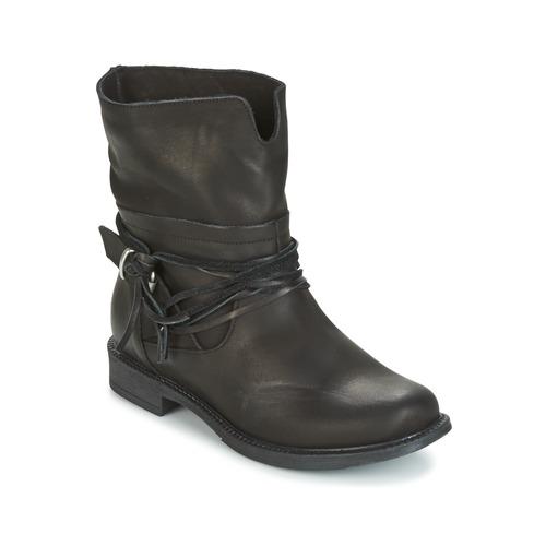 Shoes Women Mid boots Sweet Lemon PYOBA Black