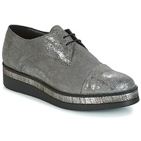 Shoes Women Derby Shoes Sweet Lemon SABA Grey