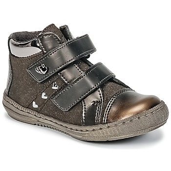 Shoes Girl Mid boots Citrouille et Compagnie HOUPADI Brown
