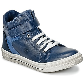 Shoes Boy Hi top trainers Citrouille et Compagnie HOCHOU MARINE