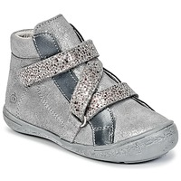 Shoes Girl Hi top trainers Citrouille et Compagnie HISSOU Grey