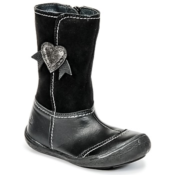 Shoes Girl High boots Citrouille et Compagnie HYDIL Black