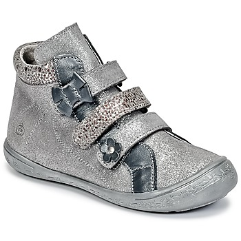 Shoes Girl Mid boots Citrouille et Compagnie FALIE Grey