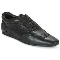Shoes Men Derby Shoes Schmoove JAMAICA Black