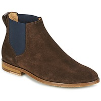 Shoes Men Mid boots Schmoove APOLLON CHELSEA Brown