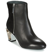 Shoes Women Ankle boots United nude ICON BOOT MID Black