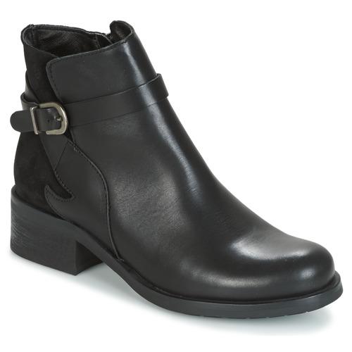 Shoes Women Ankle boots Betty London HARRIS Black