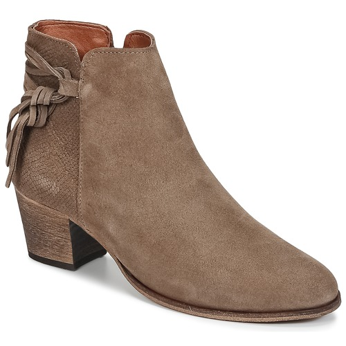 Shoes Women Ankle boots Betty London HEIDI Taupe