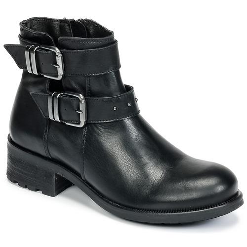 Shoes Women Ankle boots Betty London HELIDI Black