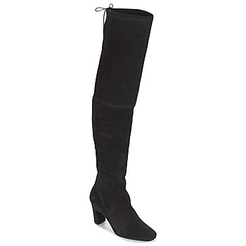 Shoes Women Thigh boots Betty London HENNA Black