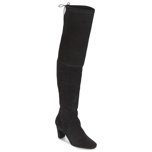 Shoes Women Thigh boots Betty London HENNA Black