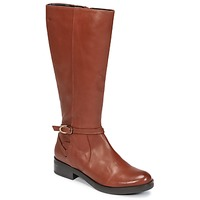 Shoes Women High boots Betty London HIVANE Camel