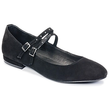 Shoes Women Flat shoes Betty London HYBO Black