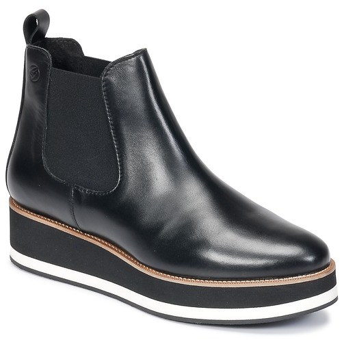 Shoes Women Mid boots Betty London HIRO Black