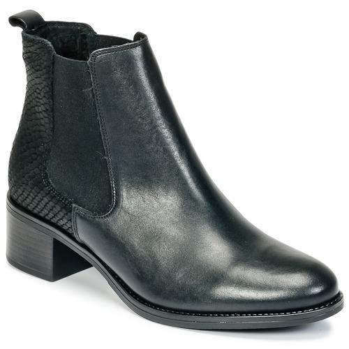 Shoes Women Ankle boots Betty London HASNI Black