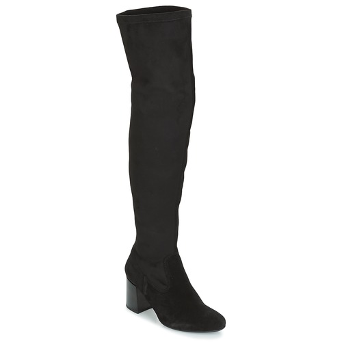 Shoes Women Thigh boots Betty London HERMA Black