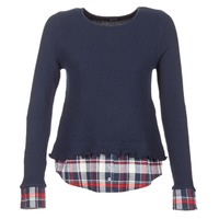 Clothing Women jumpers Kookaï DARU MARINE