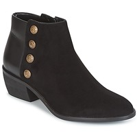Shoes Women Ankle boots Dune PANELLA  BLACK