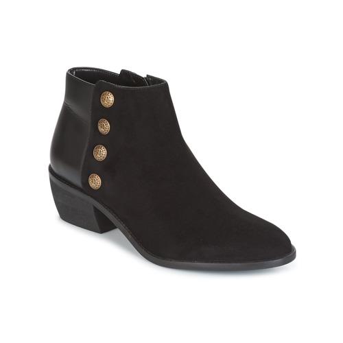 Shoes Women Ankle boots Dune London PANELLA  black